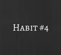 habit 4